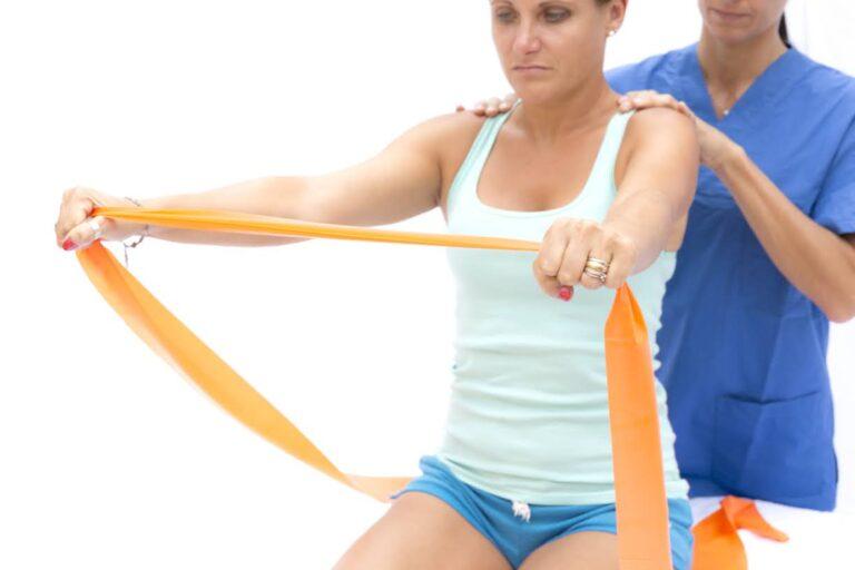 Rieducazione Funzionale - Fisioterapista Buzzola Valeria